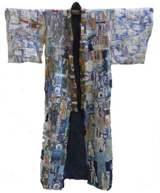 Welcome to Fukushima - kimono front