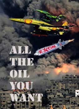 All The Oil You Want, free poster