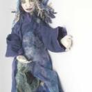 Zaria, Winter Princess, 60cm button joint doll