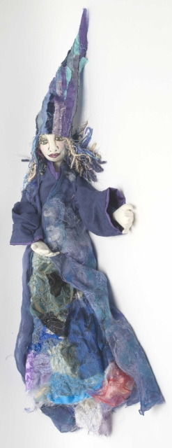 Michelle, Winter Princess, 60cm button-joint doll. doll