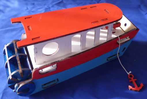 Paddle Ship